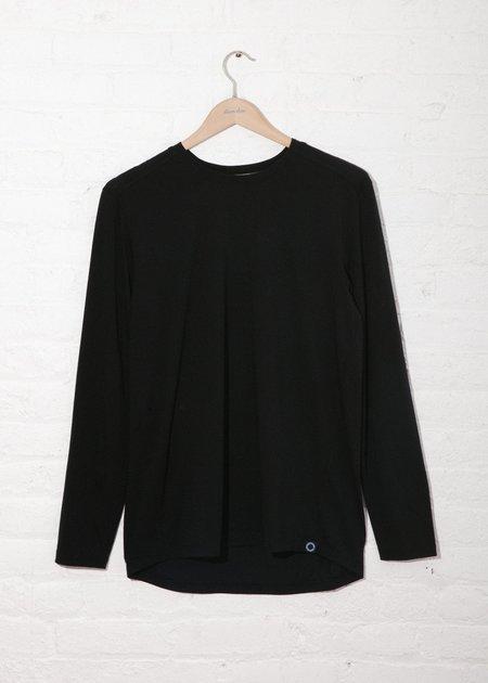 Fisher + Baker Everyday Cashmere Long Sleeve - Black