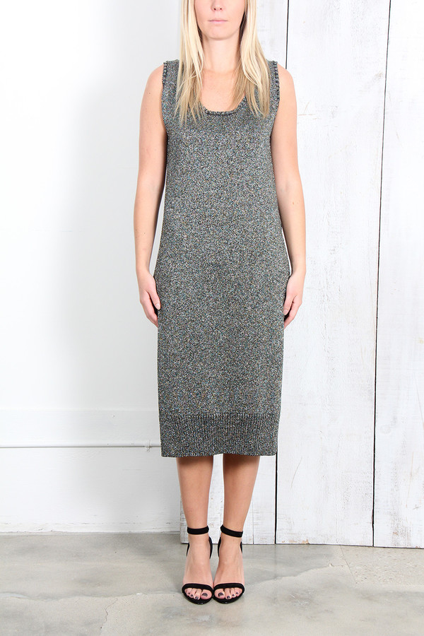 Rachel Comey LUREX KNIT DRESS