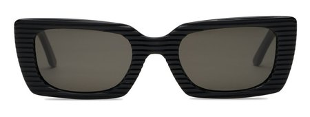 CARLA COLOUR Kenzie Sunglasses - Midnight/Mystery