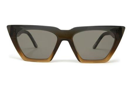 CARLA COLOUR Modan Sunglasses - Station/Ash