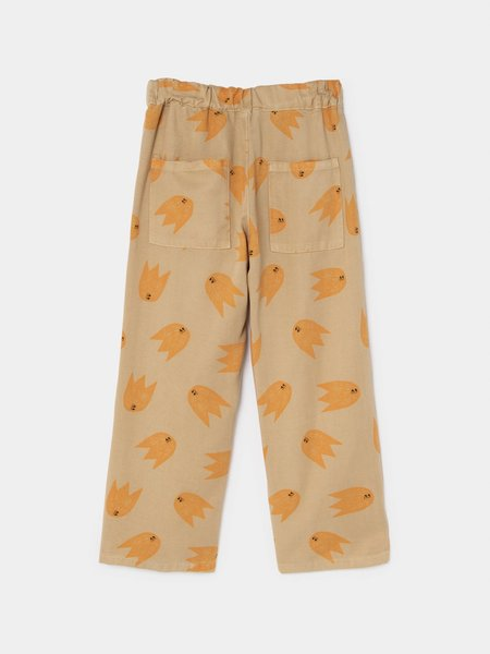 Kids Bobo Choses Comet Straight Trousers - Pebble