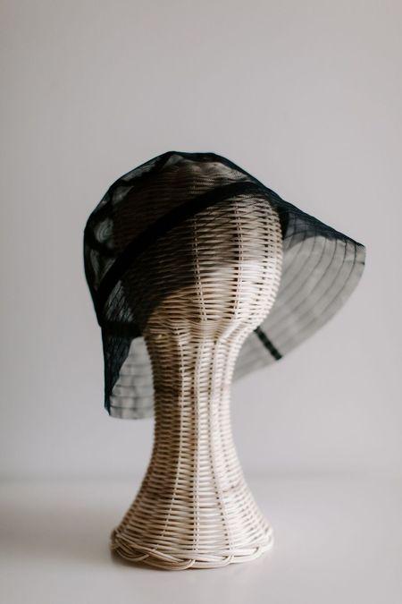 Ida Klamborn Bucket Hat - Black