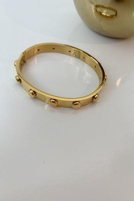 Ellie Vail Jewelry Alessia Bracelet - 18K Gold Plated