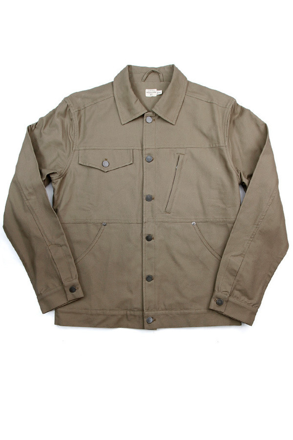 Men's Bridge & Burn Knoll Khaki Jacket