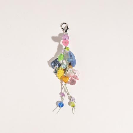 Aurelia Cotton Keychains
