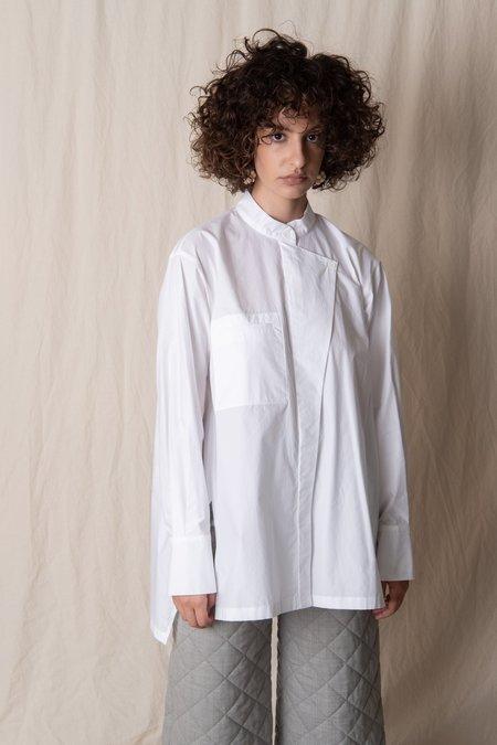 Nehera BAMPO SHIRT - White