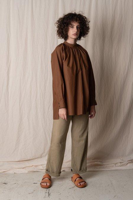 Nehera BIRON SHIRT - Brown
