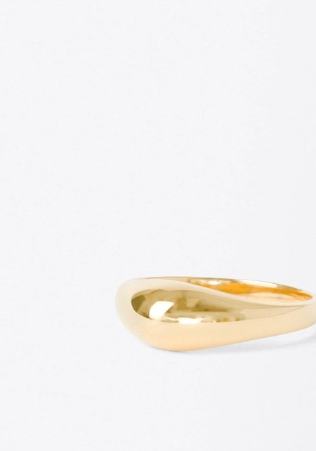 Maria Black Esther Ring - 18k Gold