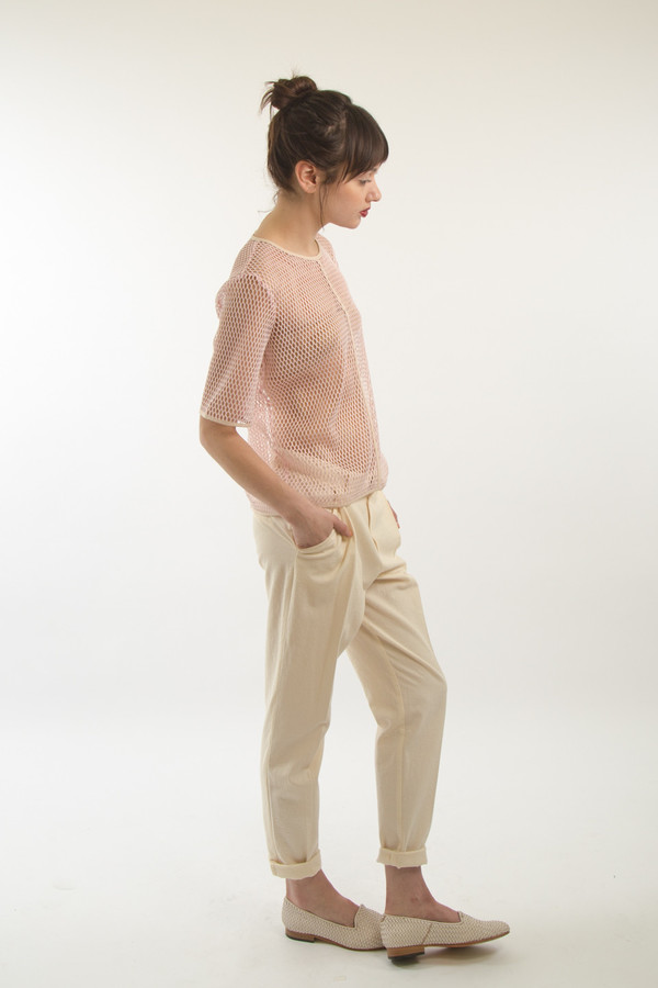 Nanushka - Sulka Canvas Pants