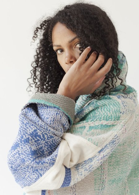 Atelier Delphine Haori Coat - Well Travelled