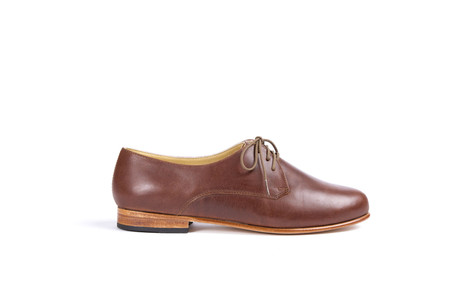 Nisolo Oliver Oxford Brandy