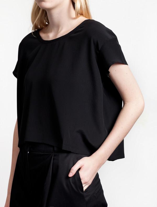 Etienne Deroeux Selma T-shirt Black