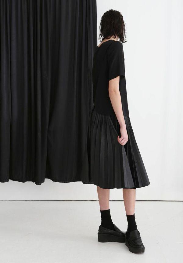 Silvae Jacobs Pleated Skirt