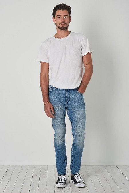 Rollas Tim Slims Worn Jeans - Fast Times