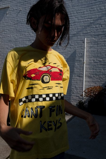 Lost Daze Cant Find My Keys Countach Tee