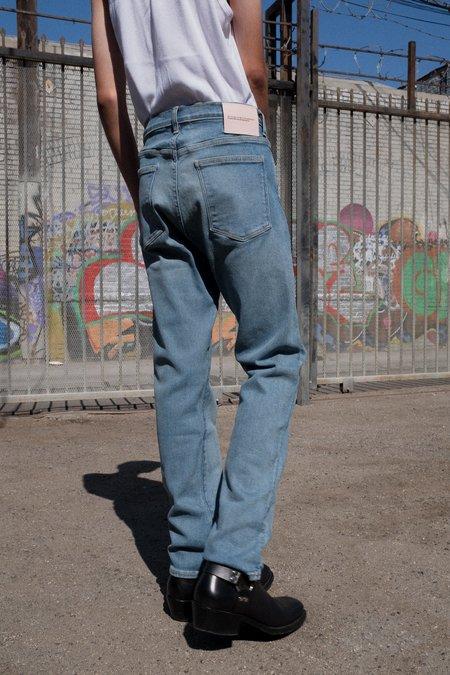 Lost Daze Countach & Dancing Skulls Vintage Denim Jean
