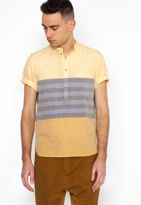 Gabtoli Popover Shirt