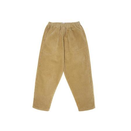 Kids The New Society Florence Corduroy Pants - Honey