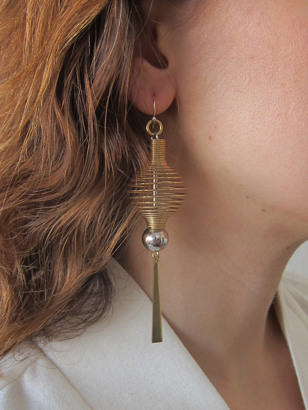 Alynne Lavigne Lantern Earrings