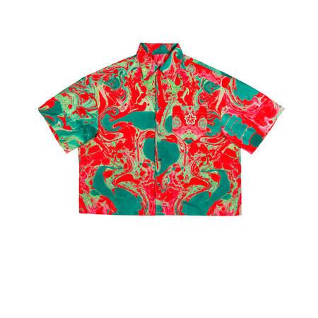 FORMY STUDIO Rorshach shirt - Strawberry Field