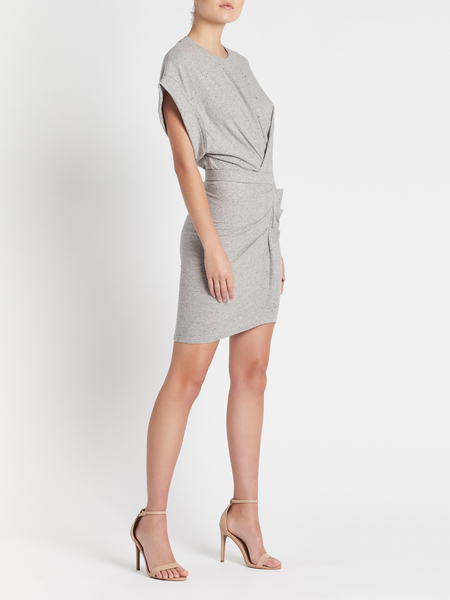 IRO Wynot Dress - gray