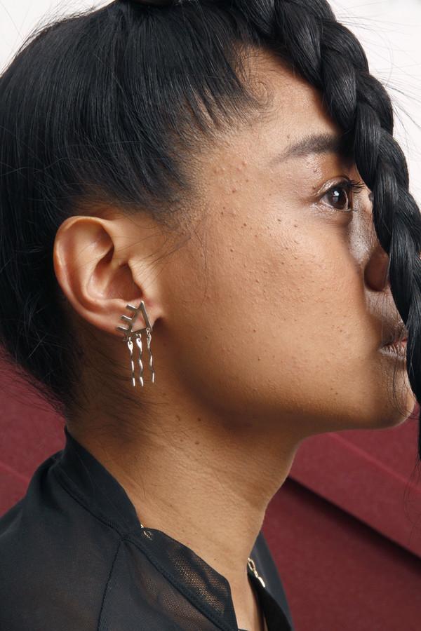 Alynne Lavigne Vertigo Earrings