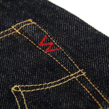 Iron Heart Slim Straight Jeans - Indigo
