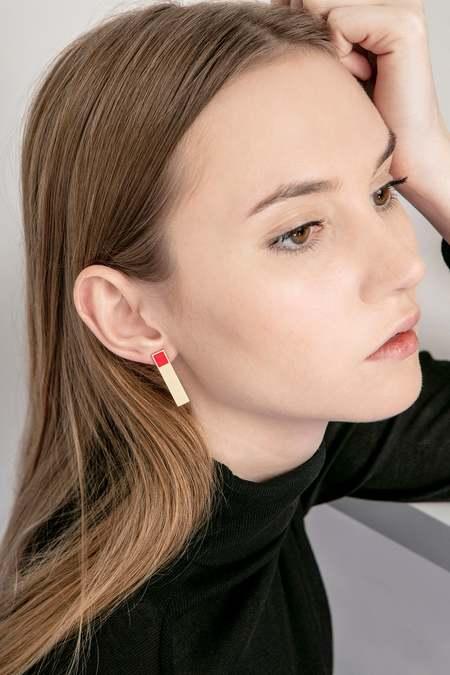 Matter Matters Etto Earrings