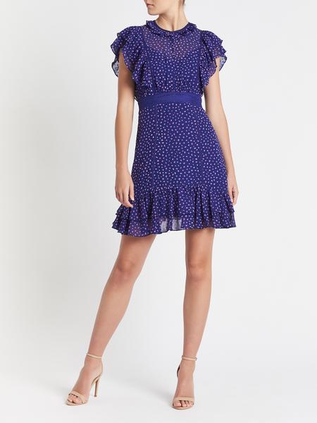 THREE FLOOR Spot On Dress - purple