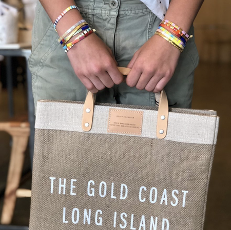 Apolis The Gold Coast Market Bag
