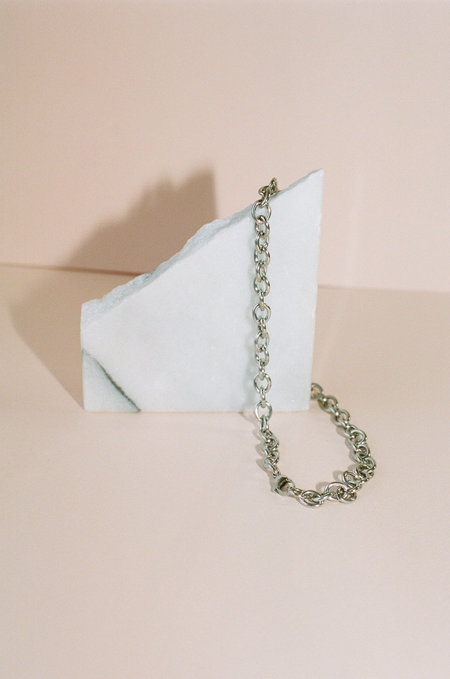 Unisex Eleventh House Jewellery Chain Link Necklace