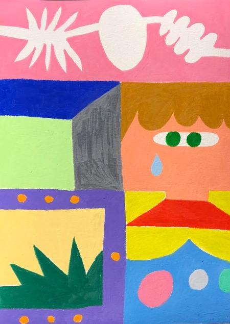 Mark Ochinero Untitled 16