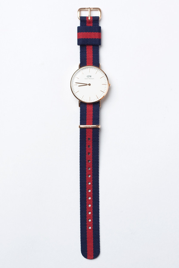 Daniel Wellington Classic Oxford 36mm Watch