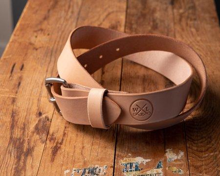 Whiskey Leatherworks Belt