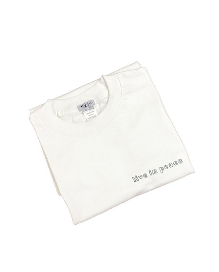 House of 950 live in peace tee