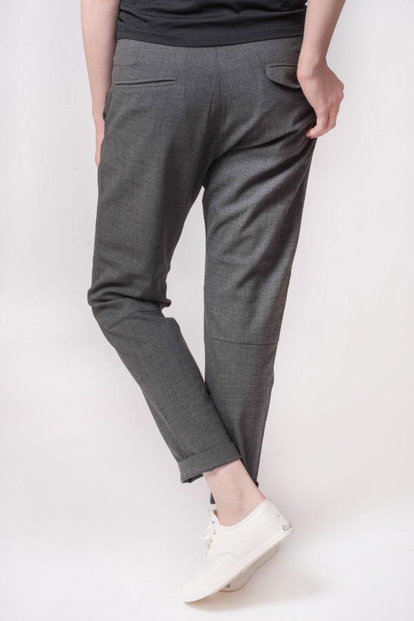 Hope Krissy Trouser Grey Melange