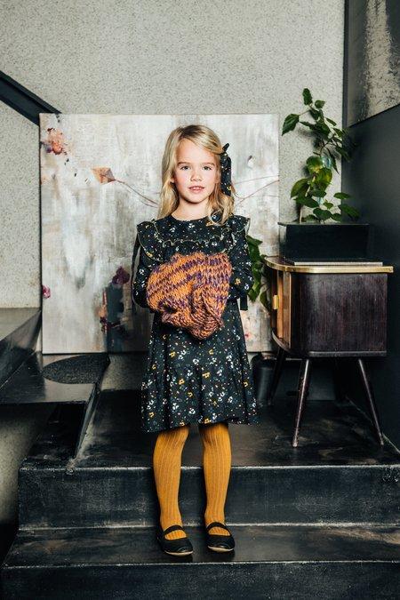 kids paade mode joni dress - black