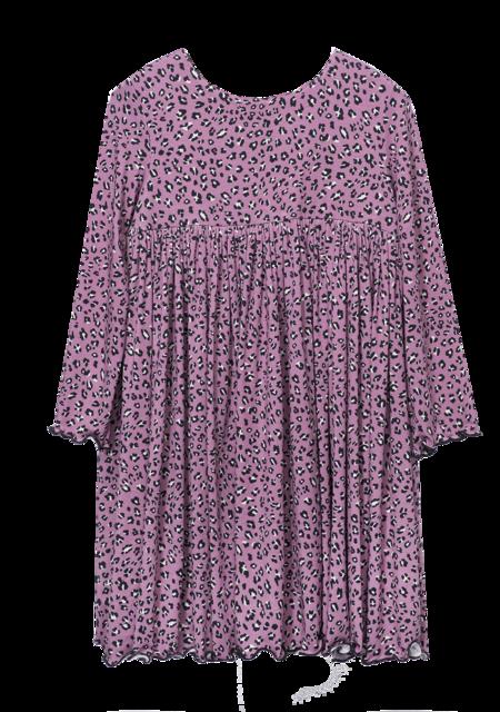 Kids paade mode mavis jersey dress - pink