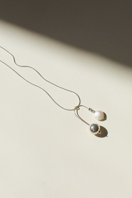 HighLow Compliments Necklace - Sterling Silver