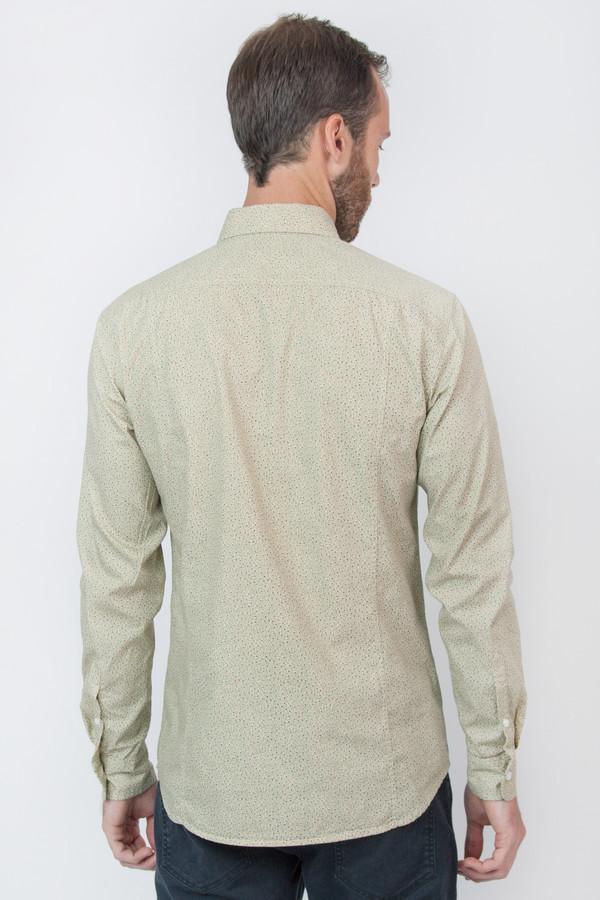Men's Corridor Mini Floral Long Sleeve Shirt * Exclusive