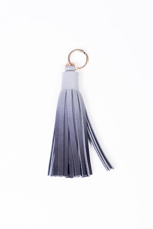 AYK Moon Keychain Tassle