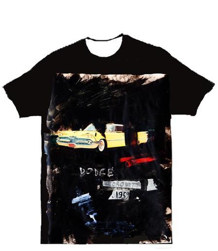 unisex Made In Me 8 Dodge T-Shirt - Black