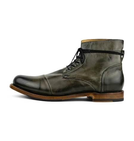 Sutro Footwear Alder Boot - Dark Grey