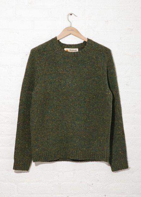 Mollusk Cambridge Sweater - Khaki