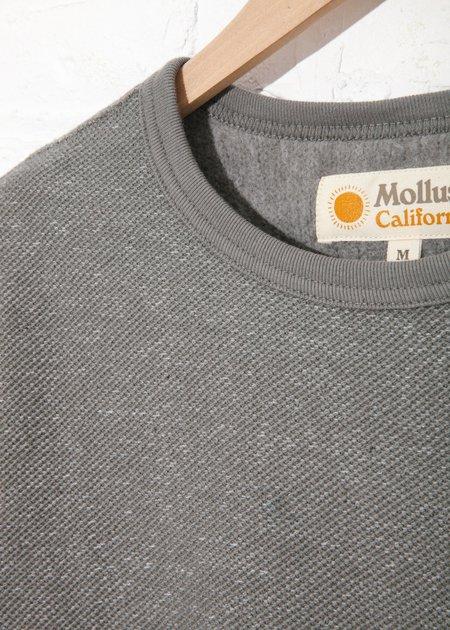 Mollusk Wave Patch Crew Sweatshirt