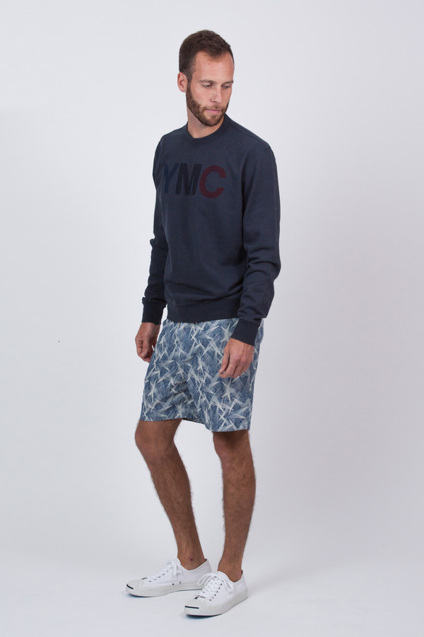 Men's YMC Print Sweat