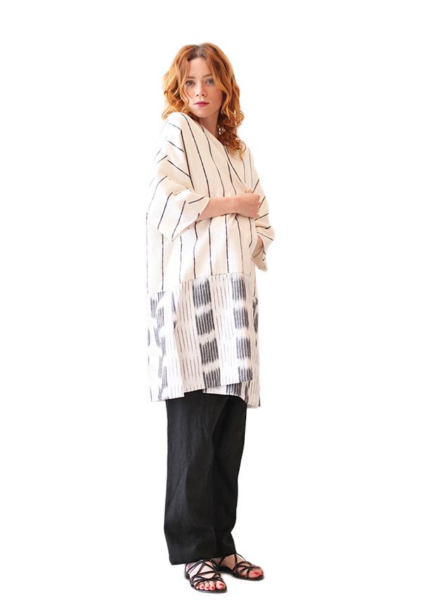 Town Clothes Ruth Block Coat