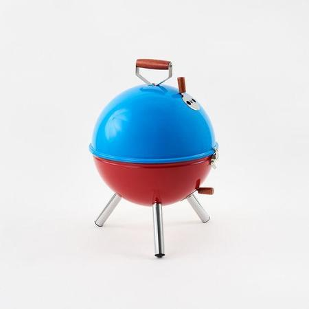 One Hundred 80 degrees Mini Barbecue - Blue/Red