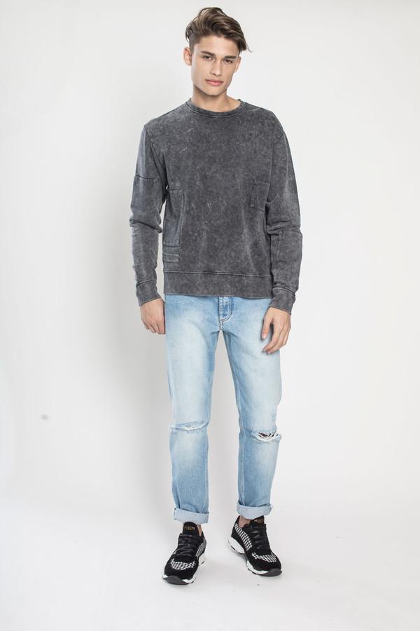 Men's SOULLAND Erik Jeans in Vintage Blue