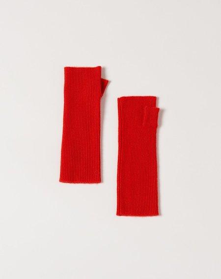 Demy Lee Reggy Gloves - Scarlet